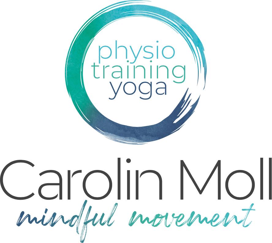Home Logo Carolin Moll Mindful Movement